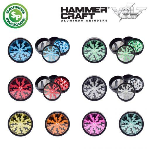 Hammercraft Volt Grinders