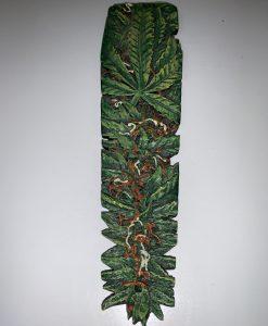Cannabis Leaf Incense Holder