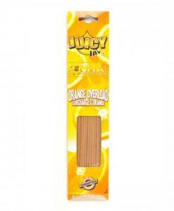 juicy jay orange incense sticks