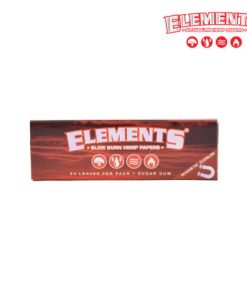 Elements Red 1 1/4 Rolling Papers