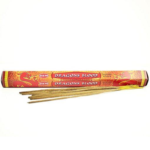 Hem Dragons Blood Incense Sticks