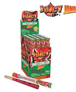 Juicy Jay Prerolled Cones Watermelon