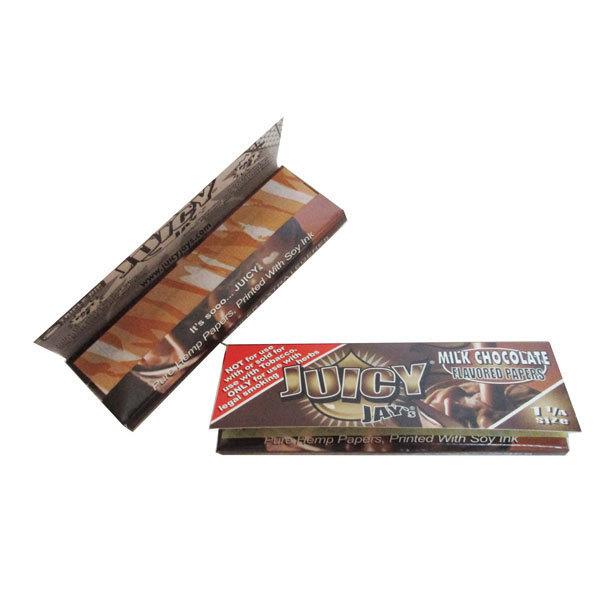 Juicy Jays Milk Chocolate 1 1/4 Papers