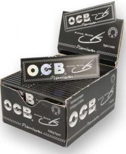 OCB Premium Black Papers