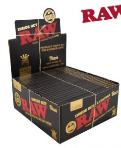 Raw Inside Out King Size Papers