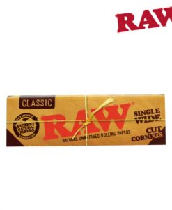 Raw Cut Corners Papers