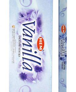 Hem Vanilla Incense Sticks 8gr