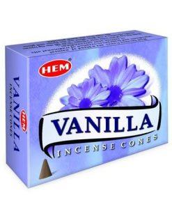 hem vanilla cones - 10 pack
