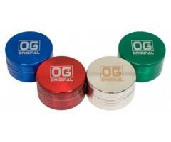 OG 2 Piece Grinder colours