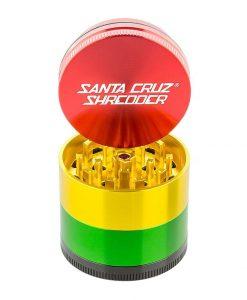 Santa Cruz Shredder 4 Piece Rasta