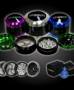 Cheech Classic Grinder Large