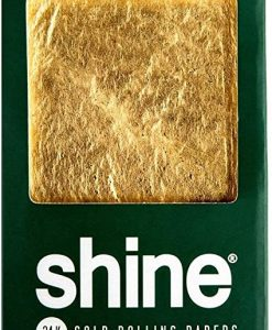 Shine Gold King Size Rolling Papers