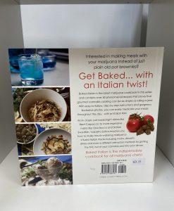 Back Baked Italian Cannabis Cookbook
