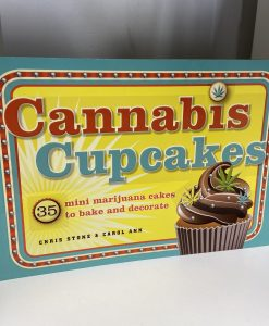 Cannabis Cupcakes Cookbook