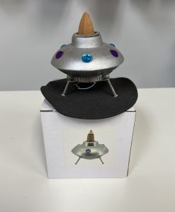 UFO Backflow Incense Holder