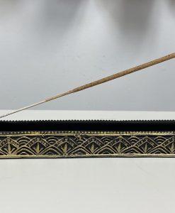 Golden Elephant Incense Holder