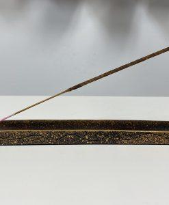 Orange Quartz Incense Holder