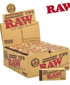 Raw Rolling Tips Wide
