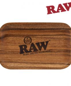 Raw Wood Rolling Tray