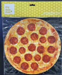 Pizza My Dab Mat