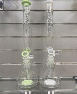 Hoss Slim Glass Beaker