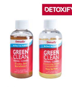 Detoxify Green Clean Herbal Cleanse
