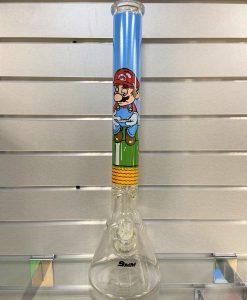 Mario Rolling Glass Bong