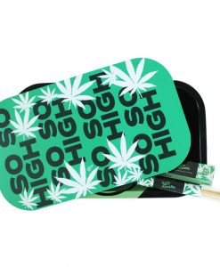 Ugly House Rolling Tray Bundle So So High
