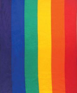 Pride Flag Tapestry by Sunshine Joy