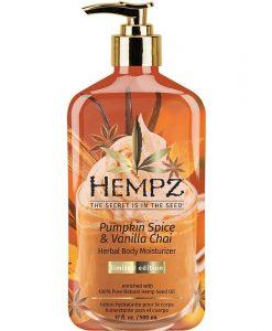 Hempz Pumpkin Spice & Vanilla Moisturizer