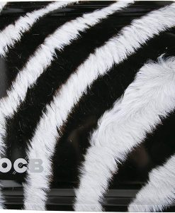 OCB Rolling Tray Zebra Large